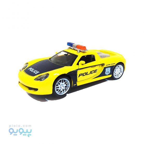 ماکت ماشین پلیس مدل پورش