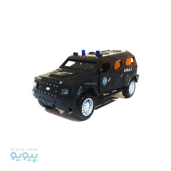ماکت ماشین پلیس مدل هامر