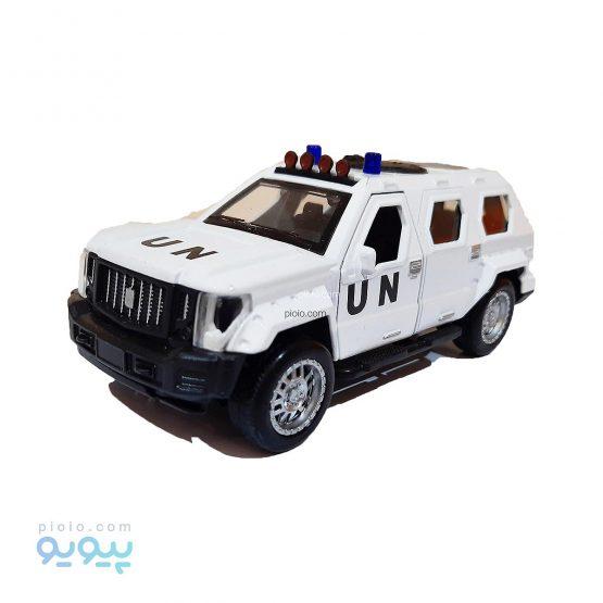 ماکت فلزی ماشین پلیس مدل هامر