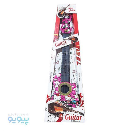 اسباب بازی گیتار طرح Kitty