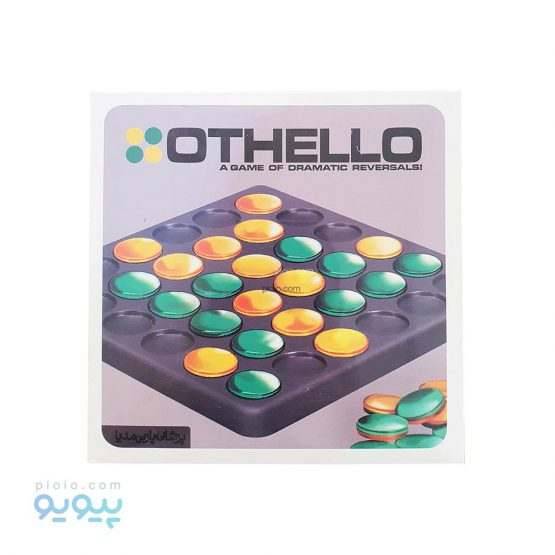 بازی فکری اتللو 6*6