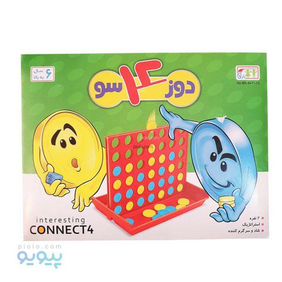 بازی فکری دوز 4 سو