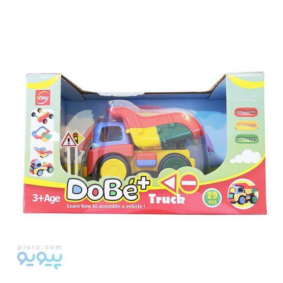 ساختنی ماشین دوبی کامیون