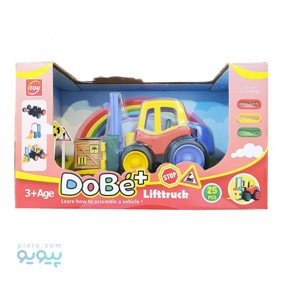 ساختنی ماشین دوبی لیفتراک