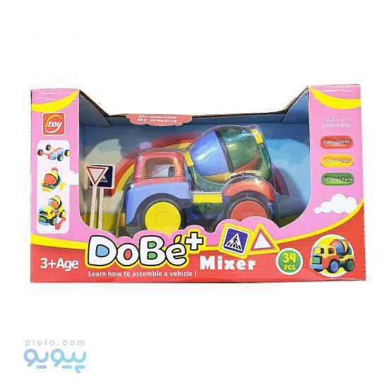 ساختنی ماشین دوبی میکسر
