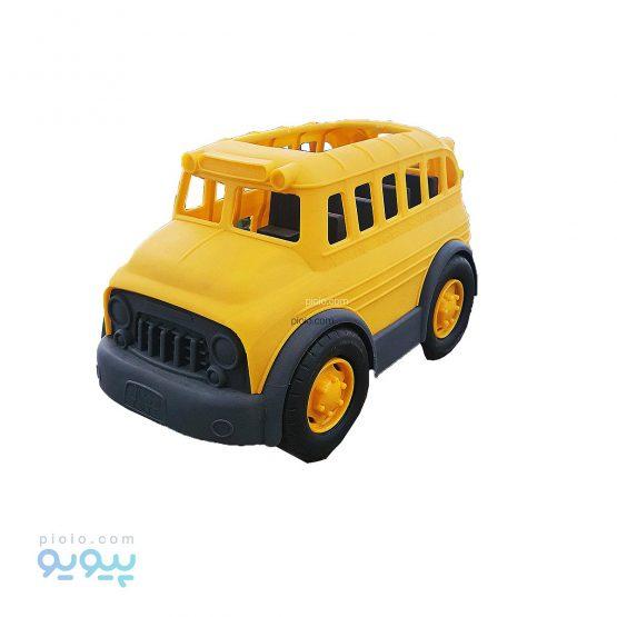 ساختنی ماشین اتوبوس مدرسه