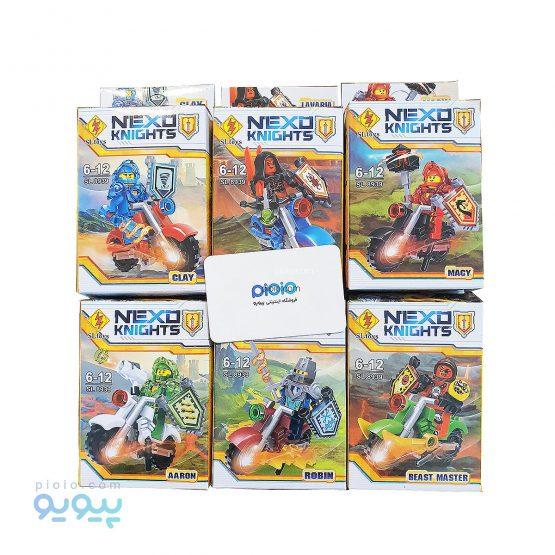 پک لگو مدل Nexo Knights