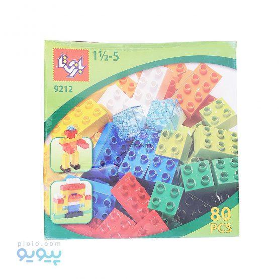 لگو 80 قطعه بازی تا