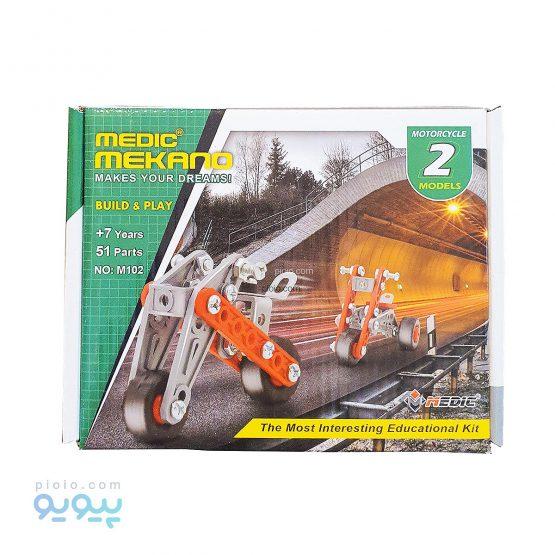 سازه های مکانو مدل M102