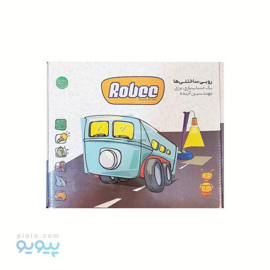 ساختنی ربات اتوبوس روبی کاریز