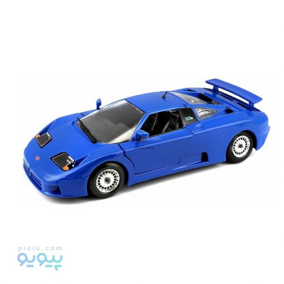 ماکت فلزی Bugatti EB110