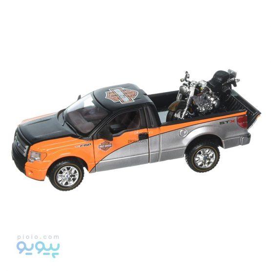 ماکت فلزی Ford F-150 STX