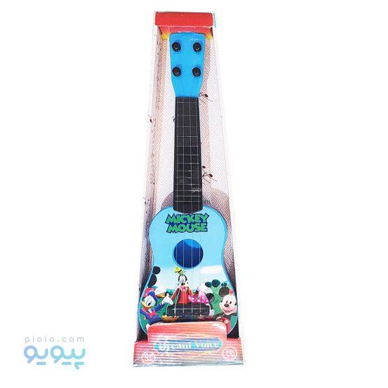 گیتار اسباب بازی طرح میکی موس