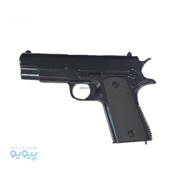 تفنگ اسباب بازی کلت فلزی ساچمه ای مدل V2