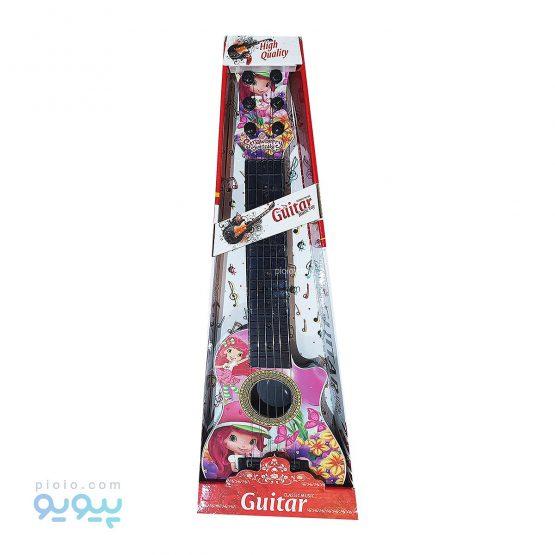 گیتار اسباب بازی طرح دخترانه