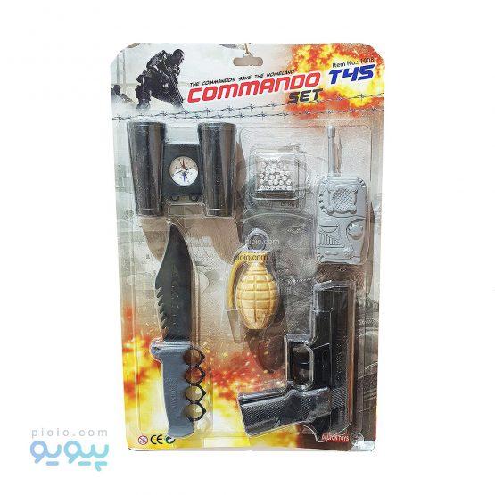 بسته کوماندو مدل COMMANDO SET T45