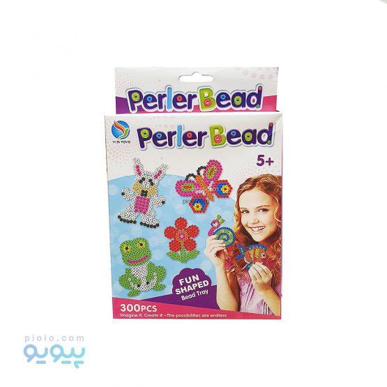 ساختنی Perler Bead مدل 300 تکه
