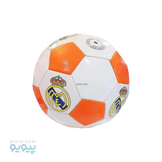 توپ فوتبال طرح رئال مادرید