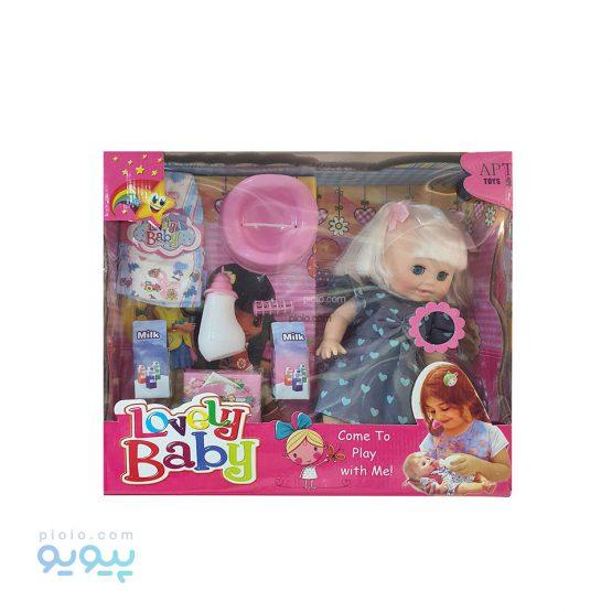 عروسک Lovely Baby پوشکی