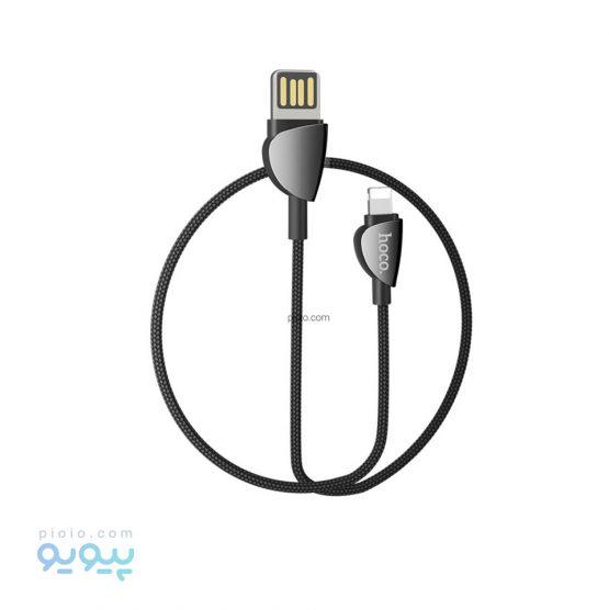 کابل تبدیل USB به Lightning مدل U62