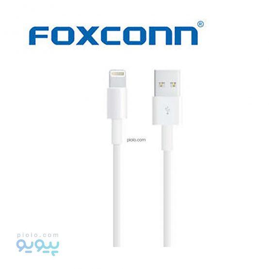 کابل شارژ تبدیل USB به آیفون مدل FOXCONN