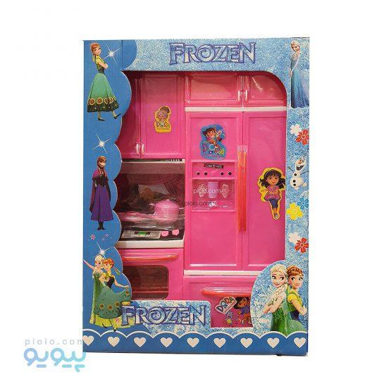 یخچال اسباب بازی مدل Frozen