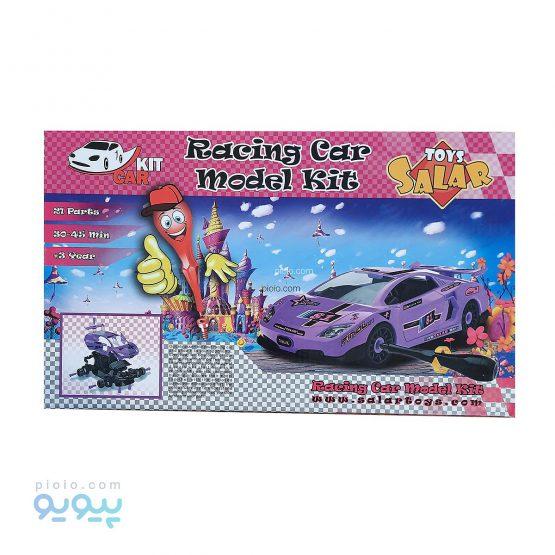 ساختنی ماشین مسابقه ای RACING CAR