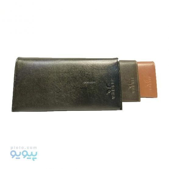 کیف پول چرم کد 476