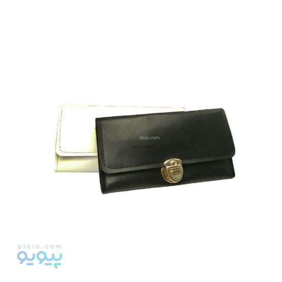 کیف پول زنانه چرم مصنوعی کد C1207