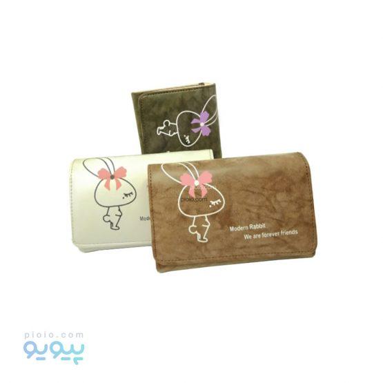 کیف پول زنانه کد C1224