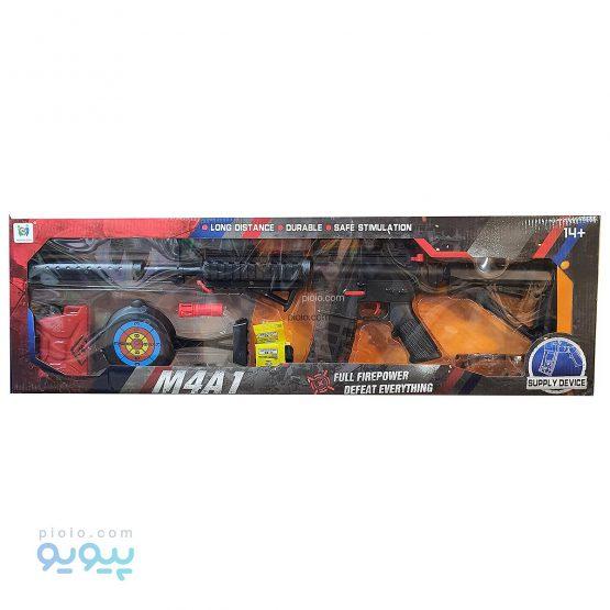 تفنگ مدل M4A1