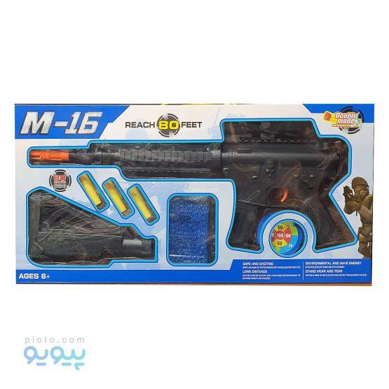 تفنگ اسباب بازی مدل M-16