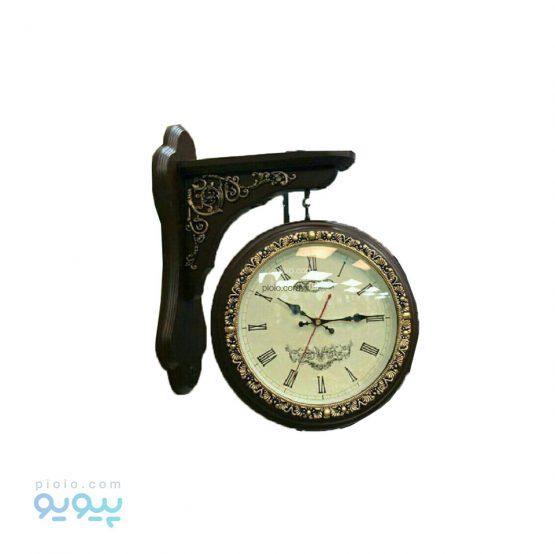 ساعت دیواری دوطرفه مدل الیپس ۱۱۱