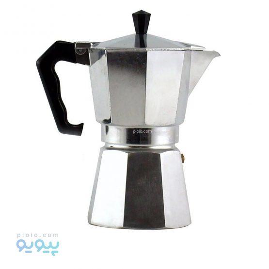 قهوه جوش آلومینیوم ساده