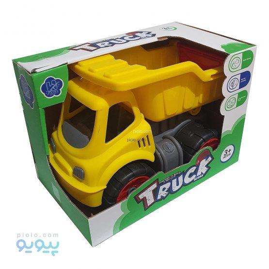 ماشین اسباب بازی کامیون مدل TRUCK