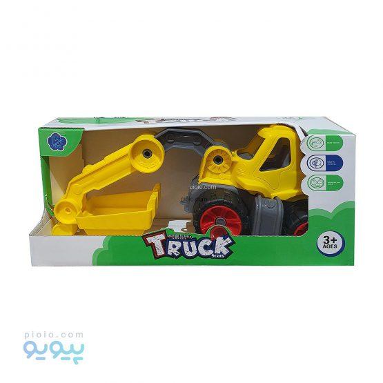 ماشین اسباب بازی بیل مکانیکی مدل TRUCK