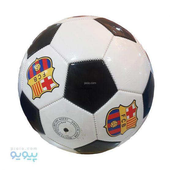 توپ فوتبال مناسب چمن طرح بارسلونا