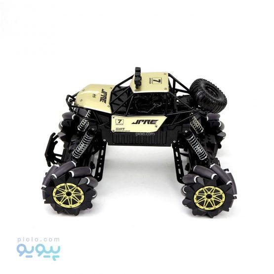 ماشین کنترلی آفرودی JPRE 07
