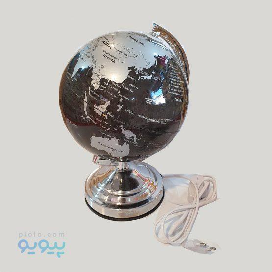 کره زمین کلاسیک چراغدار