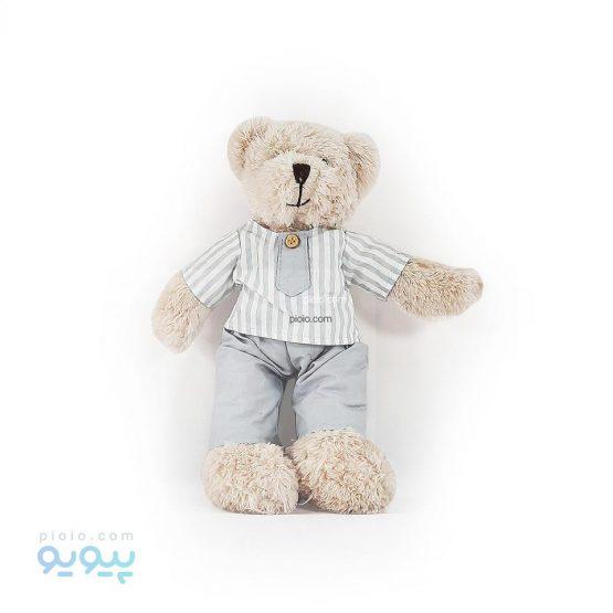 عروسک خرس قهوه ای کوچک