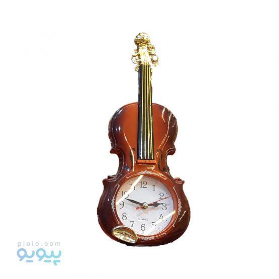 ساعت رومیزی طرح گیتار