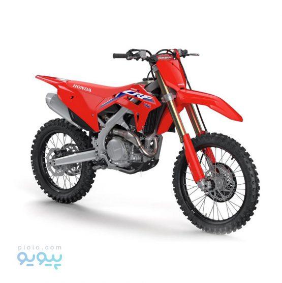 ماکت موتور مدل Honda CRF450R
