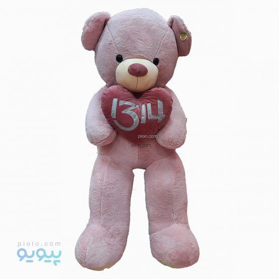 عروسک خرس 1314 بزرگ