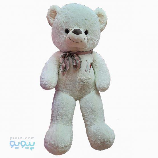 عروسک خرس نبضی