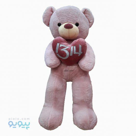 عروسک خرس طرح 1314