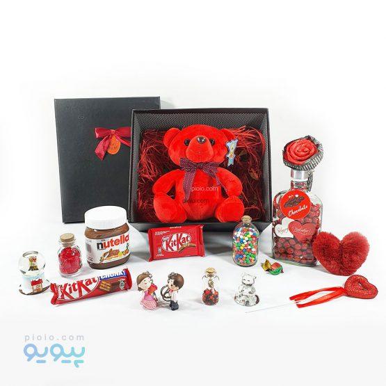 کادوی روز ولنتاین با عروسک خرس