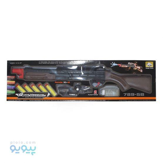 تفنگ تیر ژله ای مدل شات گان