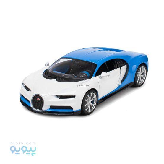 ماکت فلزی مایستو مدل Bugatti Chiron