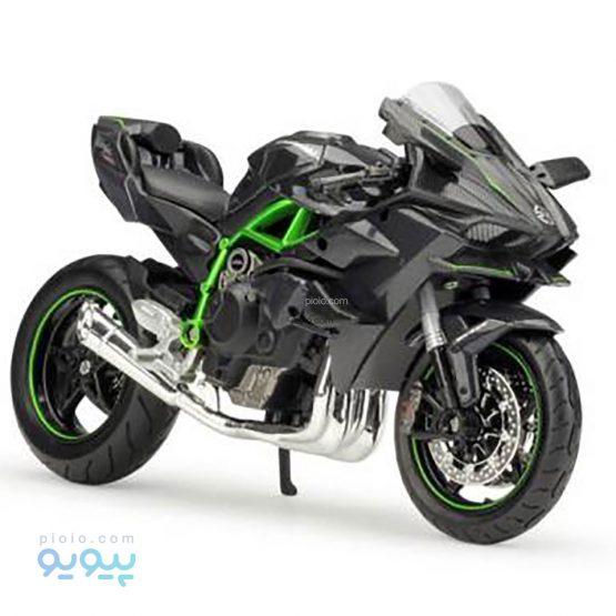 ماکت موتور Maisto Kawasaki H2 R