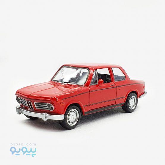 ماشین فلزی BMW 2002